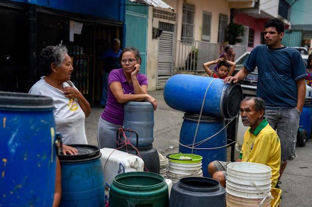 La ONU califica la situación de Venezuela como un desastre humanitario mayor