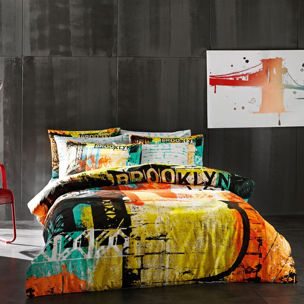 Total Fab New York City Skyline Bedding Amp Nyc Themed