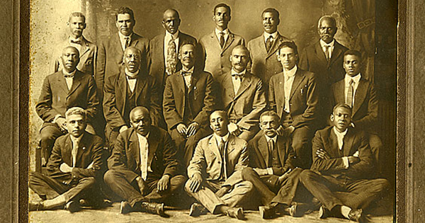 Founding members of Black-owned bank, First State Bank in Virginia