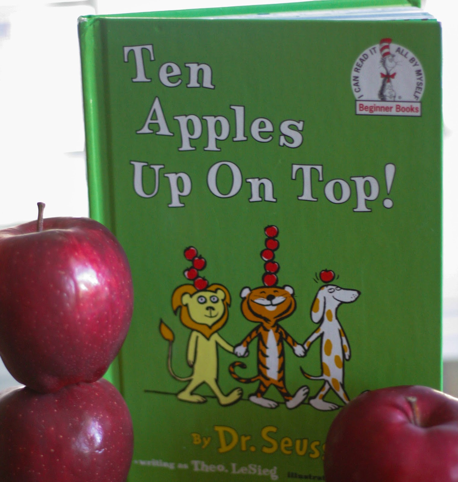 Ten Apples Up On Top The Red Balloon
