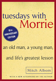 Tuesdays With Morrie, Mitch Albom, Self Confidence, Personality Development,