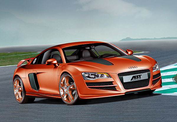 World's Most Beautiful Sports Cars
