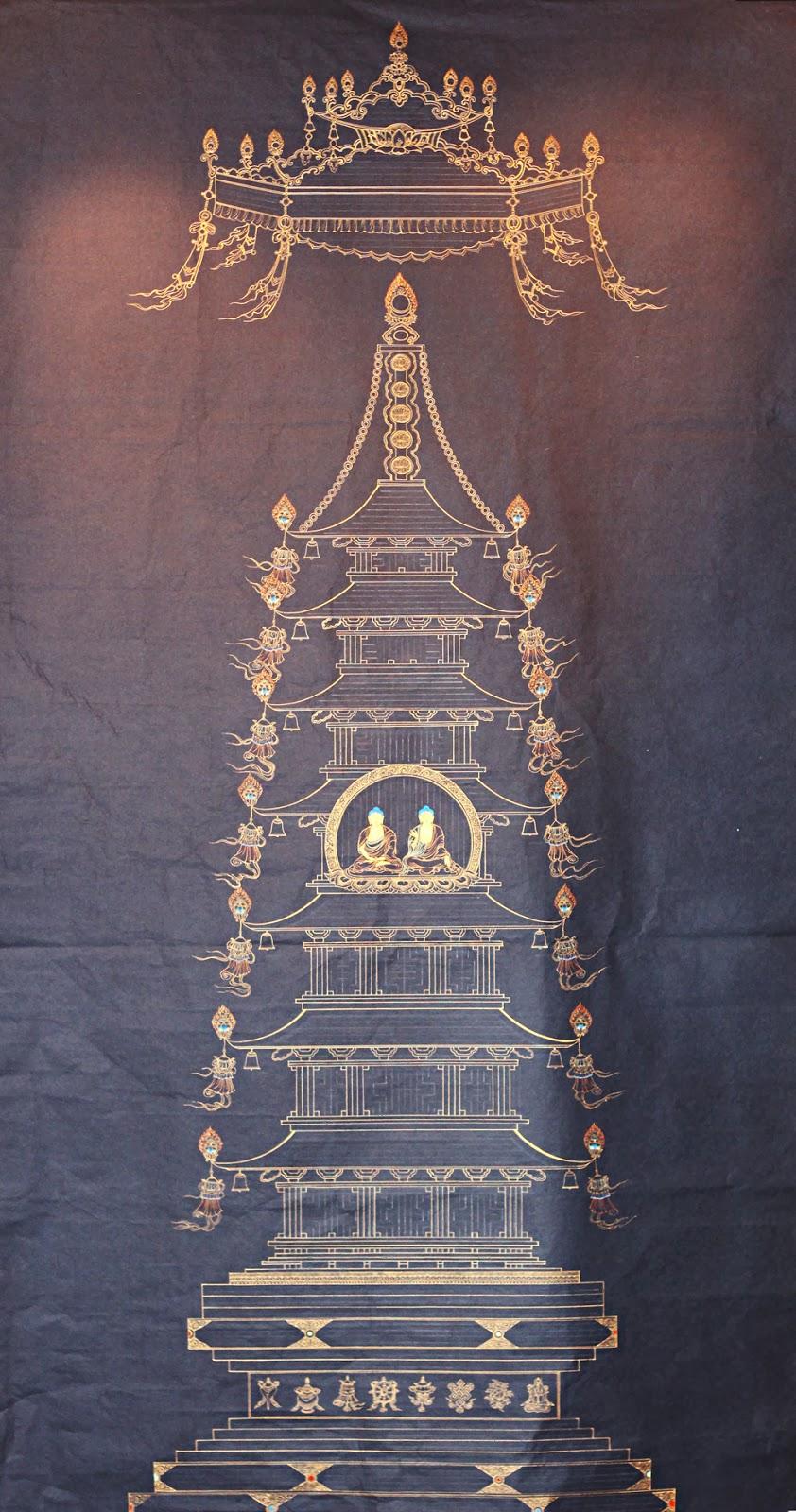 福慧禪風瓦舍: 多寶如來與釋迦牟尼的故事