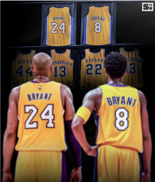 cheap for discount 574a4 e6004 The Real Dwayne Allen.com: LA Lakers to Retire Kobe Bryant's ...