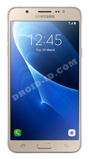 Cara Flashing Samsung Galaxy J7 (2016) J710FN-DS Via Odin