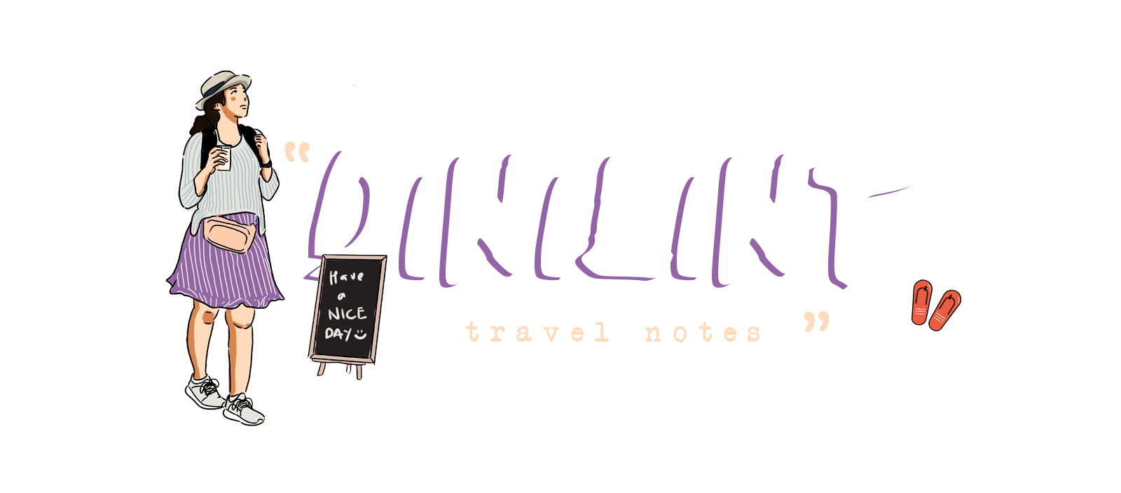 Dinilint Travel Notes