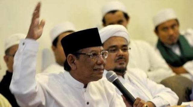 Jokowi Sibuk di Kasus Ahok, Hasyim: Masalahnya Diselesaikan, Bukan Panggil Ulama