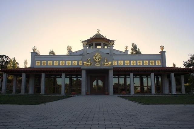 Templo budista em sintra