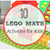 10 Must Try LEGO Math Activities for Kids