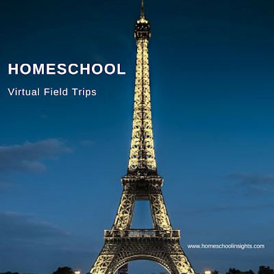 Homeschool Virtual Field Trips
