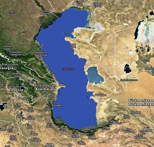 ¿Cuál es el lago más grande del mundo?