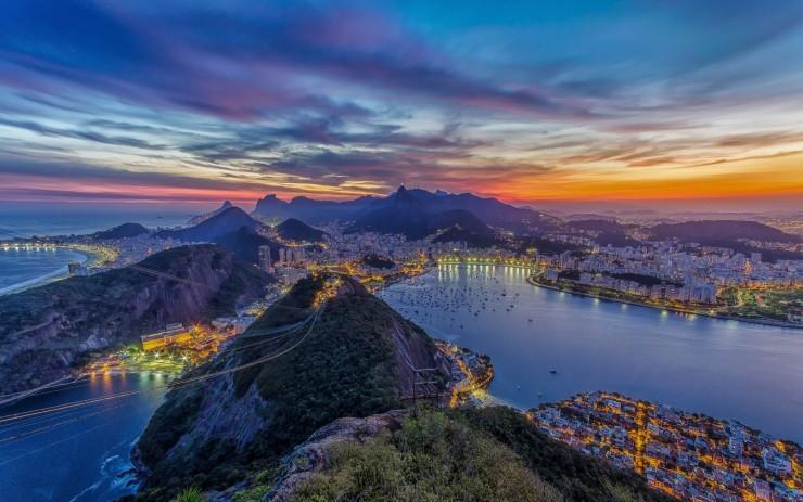 Top 10 Vibrant Cities in South America - Rio de Janeiro, Brazil