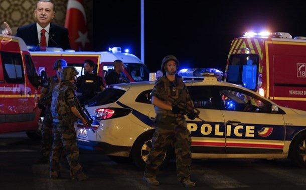 فيديو أول ظهور للرئيس التركي اردوغان بعد محاولة الإنقلاب عليه