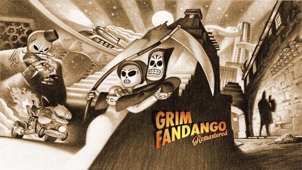 Grim Fandango Remasterizado PC Full Español