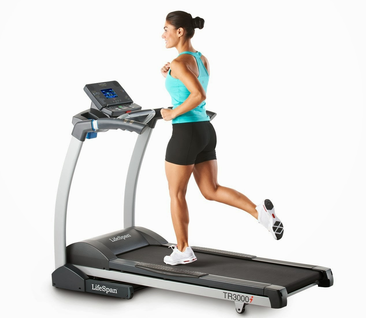 Life Fitness Treadmill Comparison: Health And Fitness Den: LifeSpan Fitness TR4000i Versus