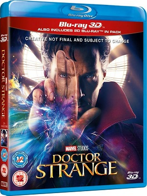 Doctor Strange Full Movie Download (2016) 1080p BluRay