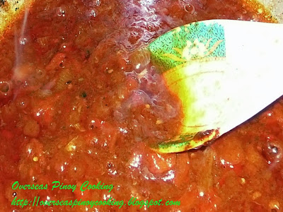 Pinoy Seafood Rice Cooker Paella Valenciana - Cooking Procedure