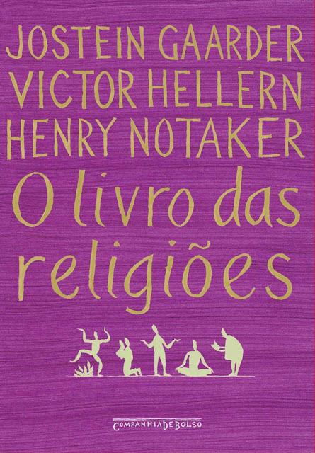 O livro das religiões Jostein Gaarder, Victor Hellern, Henry Notaker