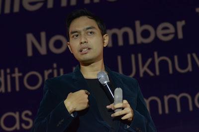 Motivator Indonesia, Seminar Motivasi, Motivator Muda, Edvan M Kautsar, Motivator Nasional