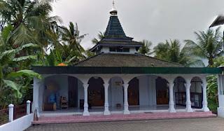 Masjid Desa Tanjung Puro Ngadirojo Pacitan