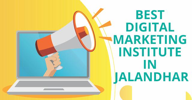 Digital Marketing Institute in jalandhar