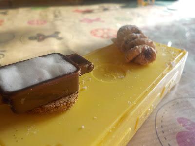 miniature mini food miniature gâteau