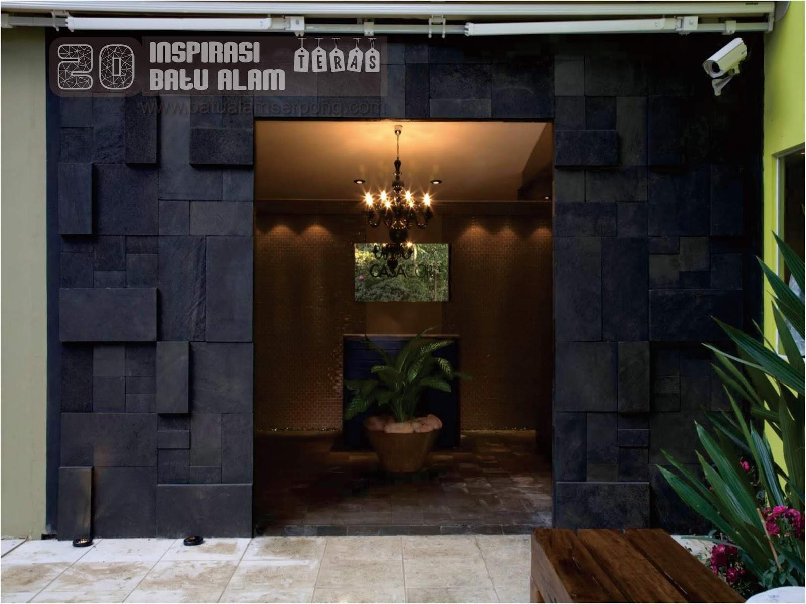 8300 Koleksi Gambar Rumah Dengan Hiasan Batu Alam Terbaik