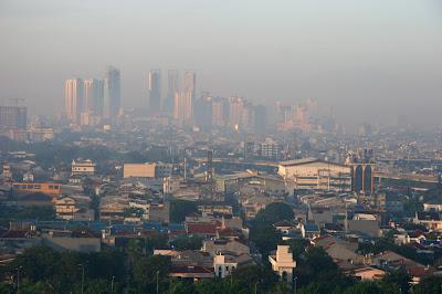 Gas Pencemar Udara dan Pengaruhnya