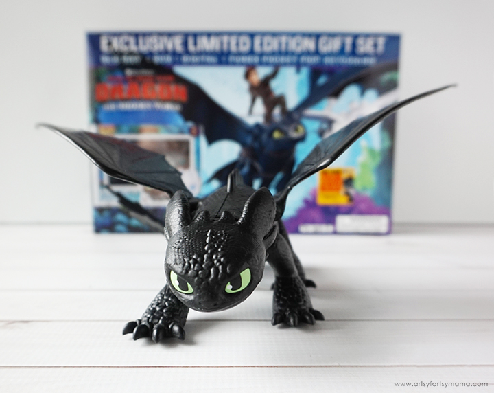 How to Train Your Dragon Shrink Charms