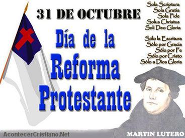 Día de la Reforma Protestante en Alemania