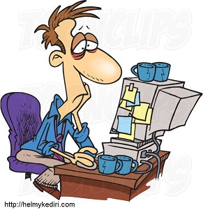 Dampak ngeblog dan ngoding bagi kesehatan