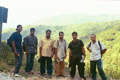 Donigal to Yedakumeri Trek in Western Ghats - A story from 2003