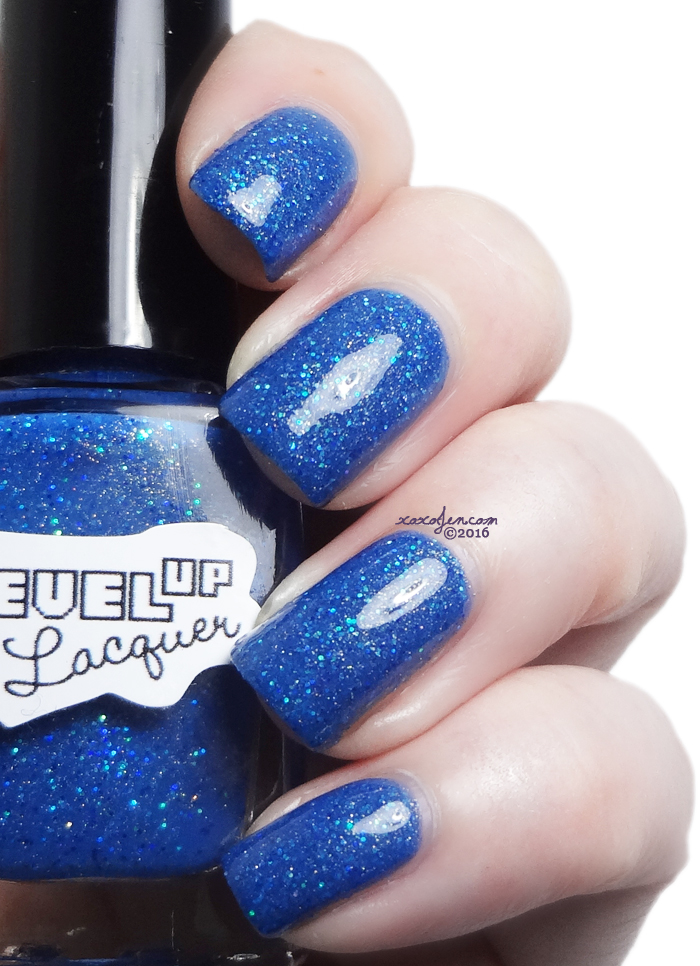 xoxoJen's swatch of LevelUp Lacquer Narrow Sea