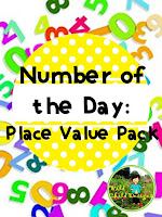 https://www.teacherspayteachers.com/Product/Number-of-the-Day-Place-Value-Activity-Packet-2168845