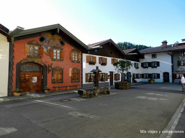 Geigenbau museo,Mittenwald, Baviera, Alemania