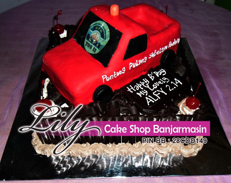 Lily Cake Shop Banjarmasin November 2012