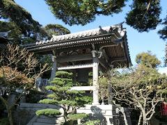 長谷寺・鐘楼