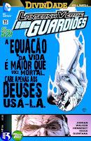 Os Novos 52! Lanterna Verde - Os Novos Guardiões #35