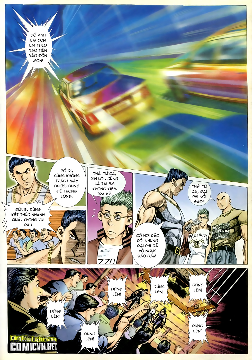 Người Trong Giang Hồ chapter 294 trang 7