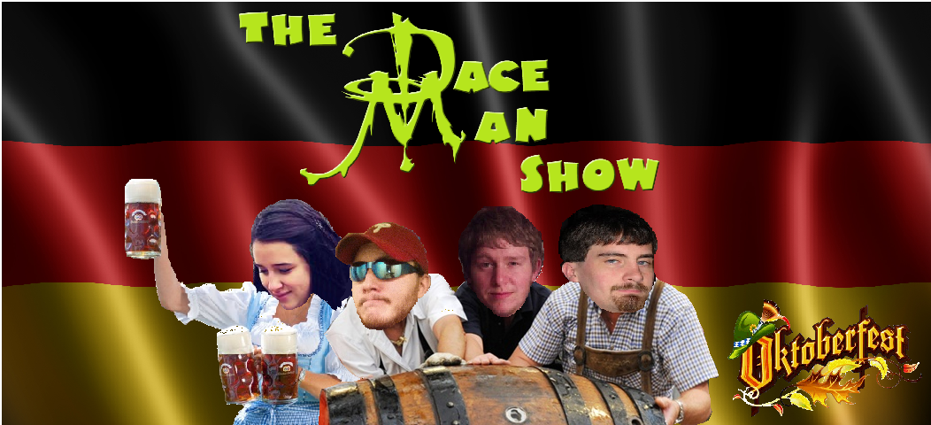 The Dace Man Show Oktoberfest podcast episode 67