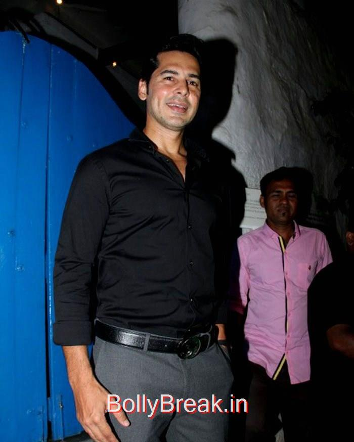 Dino Morea, Celebs At Deepika Padukone's Piku Grand Success Bash Photo Gallery