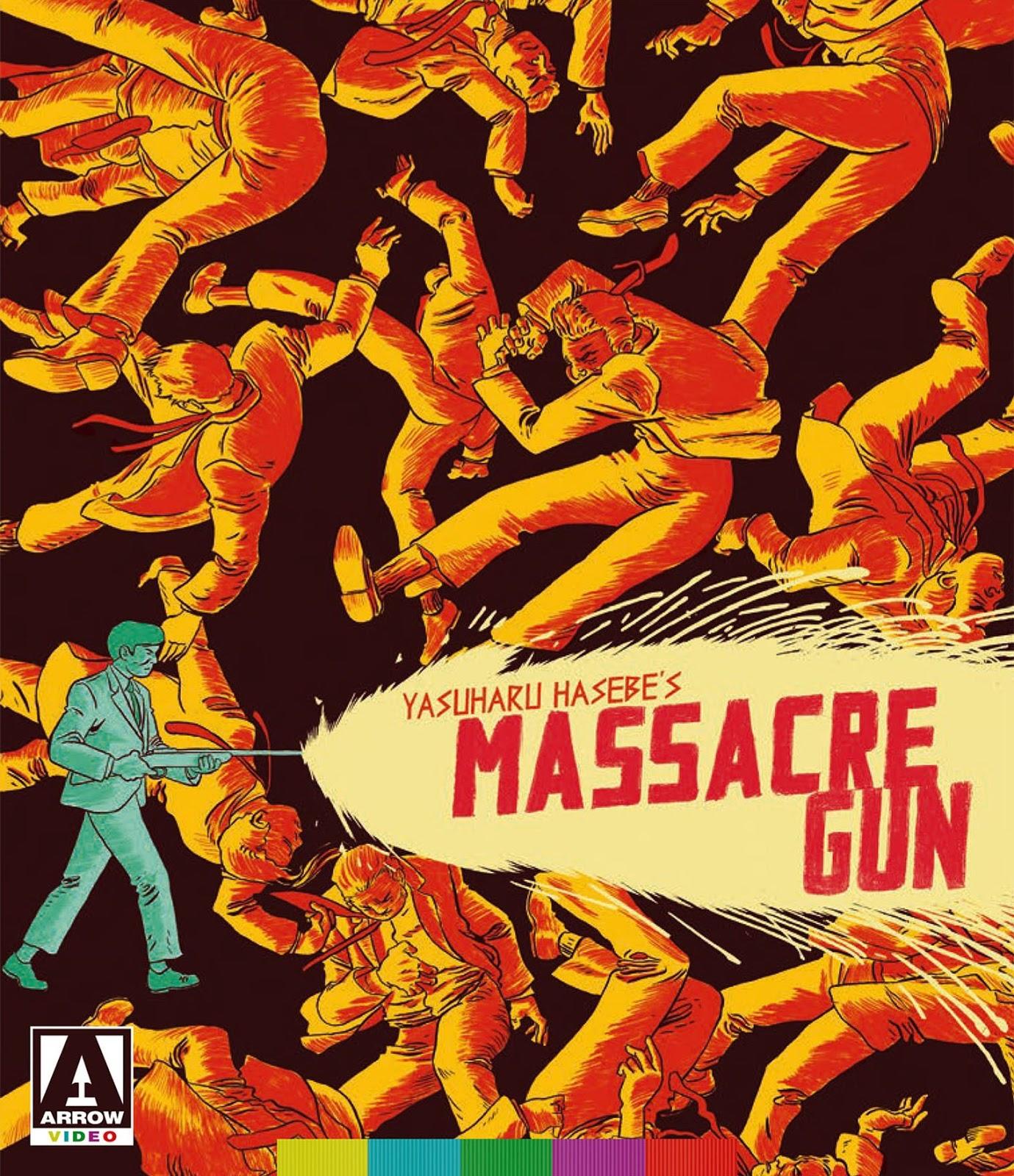 Arrow Video: Massacre Gun (1967) - Reviewed