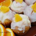 Muffinki waniliowo-pomarańczowe
