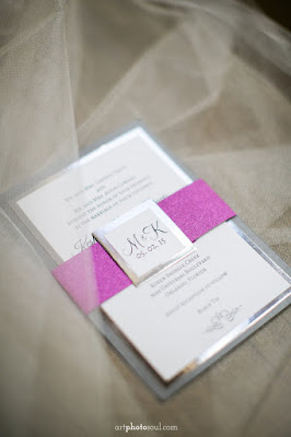 Stationery - Orlando - Real Wedding - Joie de Vie Wedding - Rosen Shingle Creek - Delta - Omega