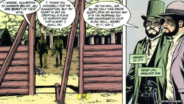 Cityscape Batman Chronicles