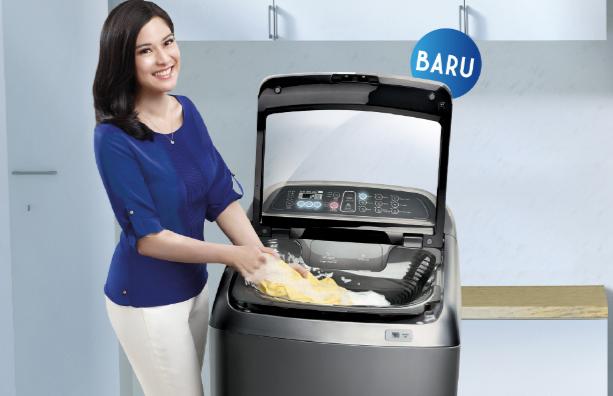Cara Mencuci dengan Mesin Cuci