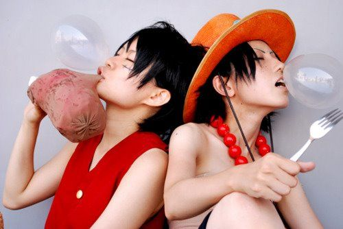 One Piece cosplay