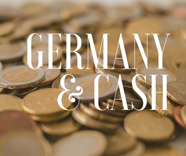 Why Germans pay for everything in cash