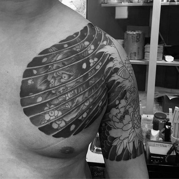 tatuajes de demonios japoneses