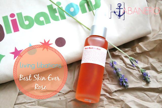 LIVING LIBATIONS Best Skin Ever Rose REVIEW